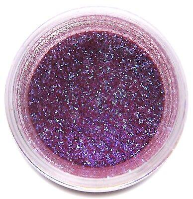 Purple Plum Deco Glitter 5g for Cake Decor, Fondant, Gum Paste (Purple Gum)