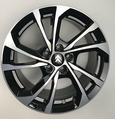 Cerchi in lega Citroen C4 Grand C4 Picasso DS7 Crossback C5 AIRCROSS...
