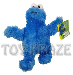 COOKIE-MONSTER-SOFT-PLUSH-DOLL-STUFFED-TOY-FIGURE-12-LICENSED-SESAME-STREET-NEW