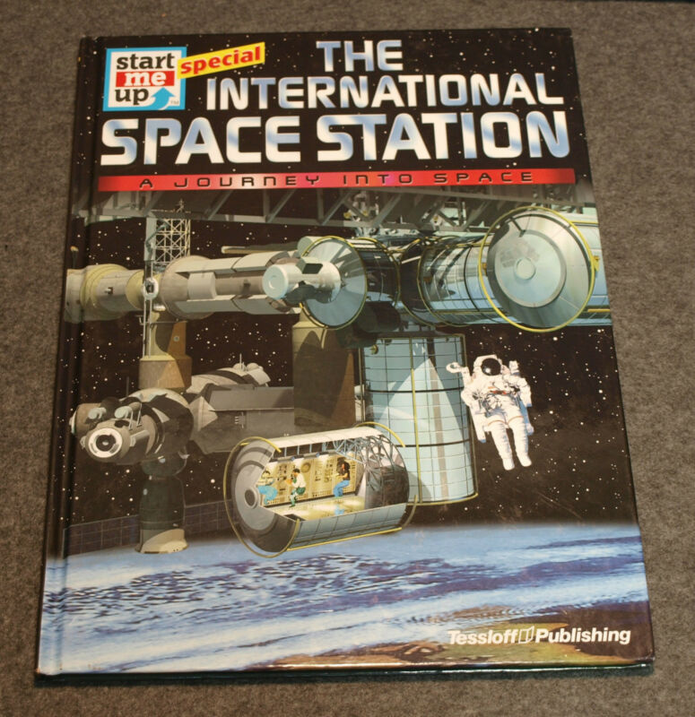 International Space Station (Die Internationale Raumstation) : A Journey into...
