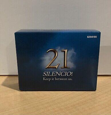LEGO Harry Potter 21 Silencio Exclusive Box from Diagon Alley 75978 NIB Sealed