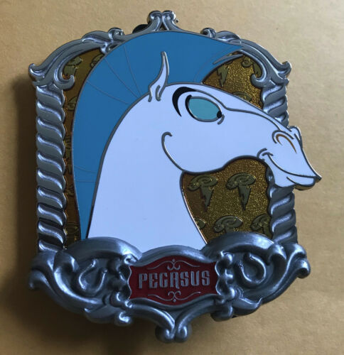 DISNEY PIN MAJESTIC STEEDS PEGASUS FROM HERCULES EXCLUSIVE LIMITED EDITION 300