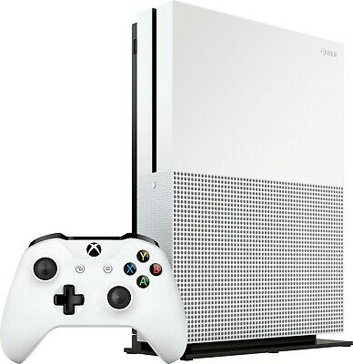NEW & SEALED Microsoft Xbox One S 1TB Console - White - FREE SHIPPING