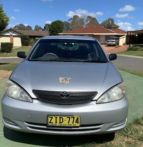 2004 Toyota Camry Altise