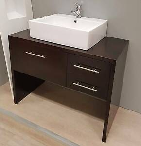 Timber bathroom vanity other home garden gumtree for Bathroom vanity display for sale