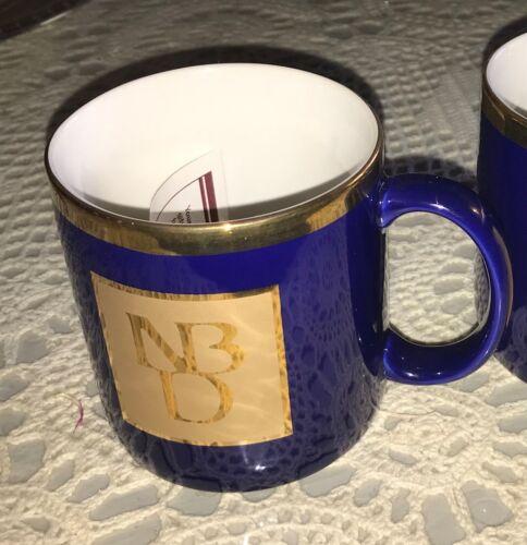 New - NBD Bank Mug Collectible