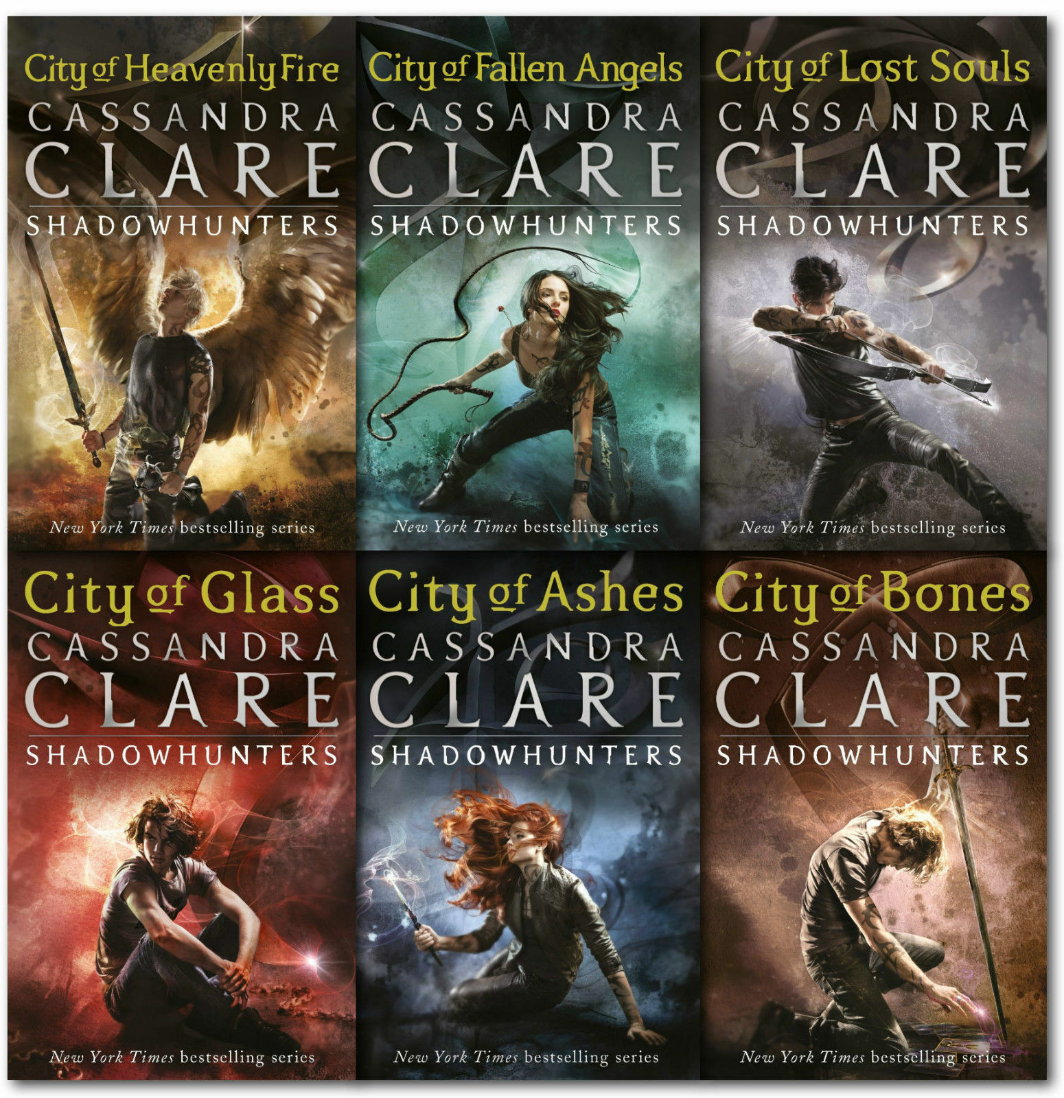 Image result for the mortal instruments book series
