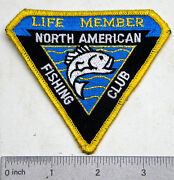 North American Fishing Club Patch