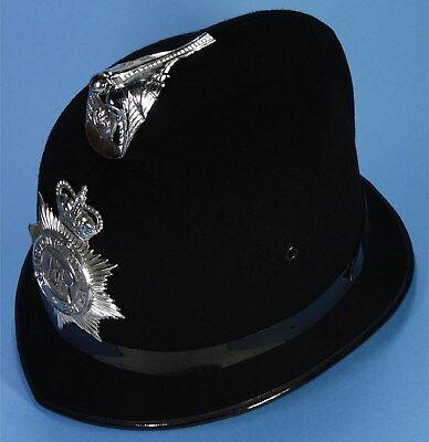 r England Bobbyhelm Polizeihelm Police Helmet Portsmouth (Englischer Bobby)