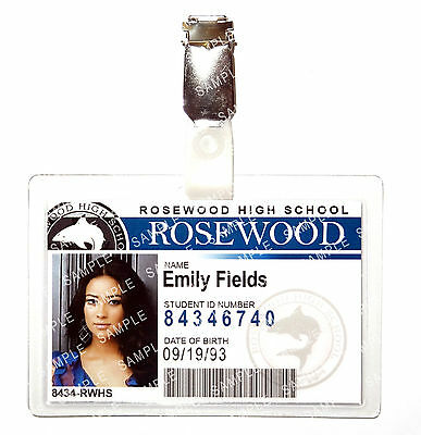 Pretty Little Liars Emily Fields Cosplay Prop Costume Gift Comic Con Halloween - Halloween Costume Pretty Little Liars
