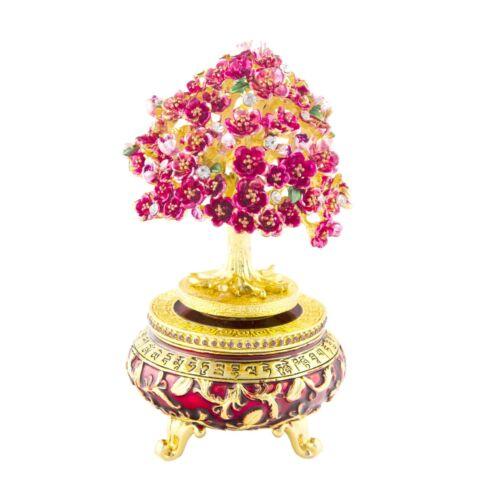 Feng Shui Peach Blossom Music Tree