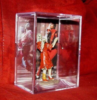 "King of Pop ""MICHAEL JACKSON"" {inspired by display} Thriller Dancer in a box NEW"