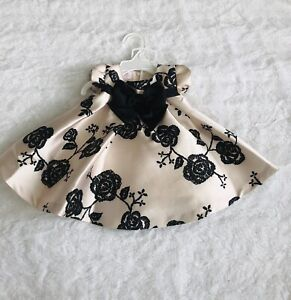 BRAND NEW- Baby girl party dress