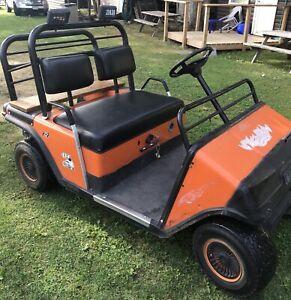 Golf cart $2200