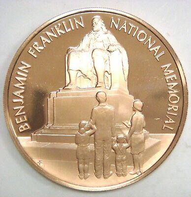Benjamin Franklin National Memorial, The Franklin Institute Benjamin Franklin National Memorial