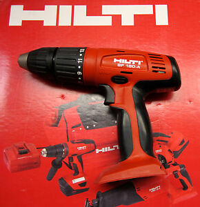 hilti sf 180 a 18v cordless hammer drill l ks brand new. Black Bedroom Furniture Sets. Home Design Ideas