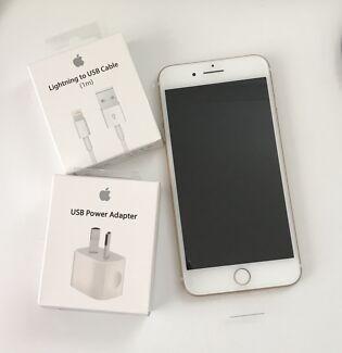 BRAND NEW APPLE iPhone 7 plus - 256GB - Gold