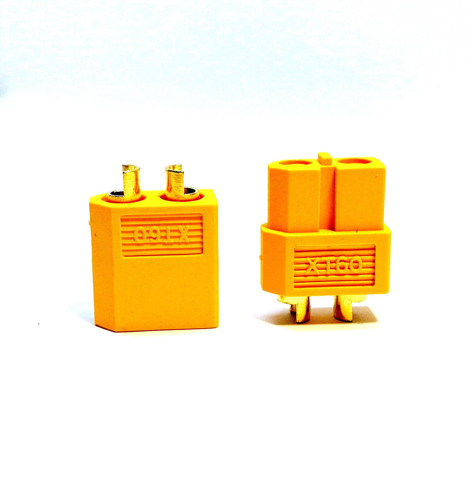 XT30 XT60 XT60U XT60L XT90 XT90S EC2 EC3 EC5 EC8 T-Dean MPX HXT TRX Stecker RC