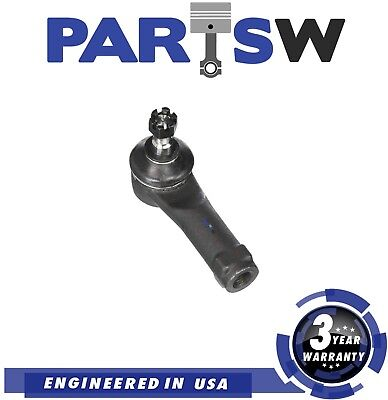 1 New Pc Front Outer Tie Rod End Pc  for Honda Odyssey All Models 1999 2004