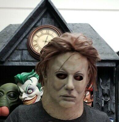 Halloween Night Full Movie (Michael Myers latex mask The movie halloween night- serial killer full)