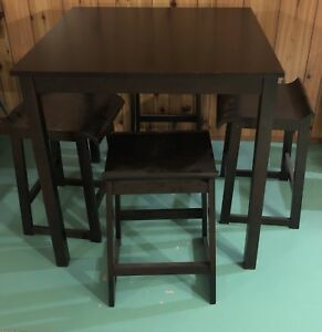 Jysk Dining Table & Chairs