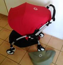 Bugaboo bee comes with two hoods. Tingalpa Brisbane South East Preview