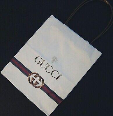 """VTG Gucci Small Shopping Bag 8x9"""""""