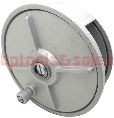 6 Aluminum Tie Wire Reel Coil Uncoil Cord Holder Lightwegiht Left Right Hand