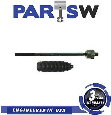 2 New Pc Front Steering for Ford Mustang 2005 2010 All Models Inner Tie Rod End