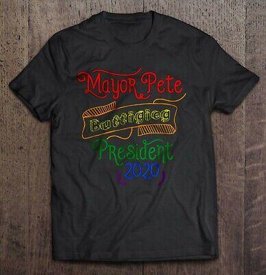 Mayor Pete Buttigieg President 2020 Classic Black T Shirt. Best 2020