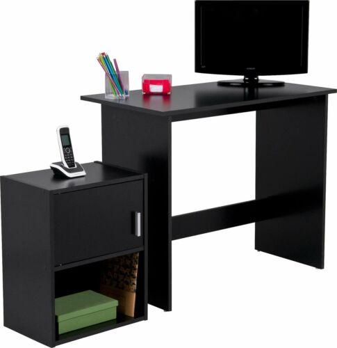 Argos Home Conrad Signature Office Desk - Oak Effect