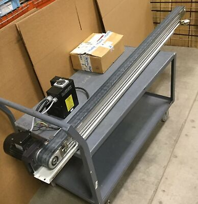 Conveyor For Komax Mci 711 Crimping Module Length 7 Speed 7sec With Belt
