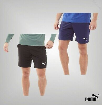 Mens Puma Printed Logo DryCELL Regular Fit Woven Shorts Sizes from S to XXL