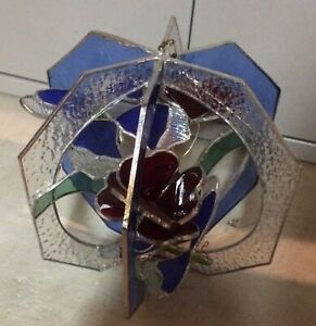 Stained Glass Butterflies Flowers For Sale