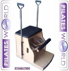 PILATES MASTER - WUNDA COMBO CHAIR -Great quality at a good price Helensvale Gold Coast North Preview