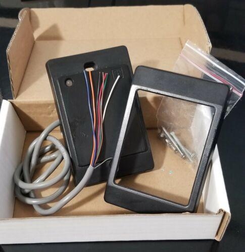 Indala Motorola ASR-505/10200 Black Reader Wall Switch Proximity Reader