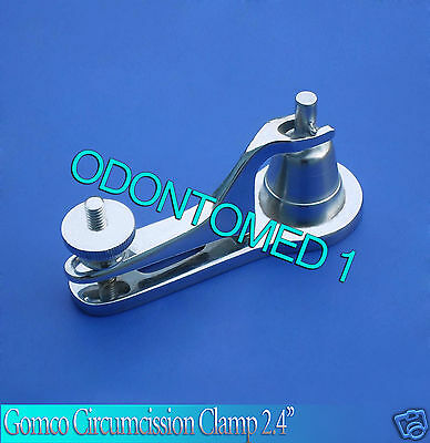 12 Gomco Circumcission Clamp 2.4 Urology Instruments