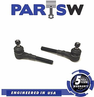 2 Pc New Steering Kit for Ford Expedition F-150 F-250 Front Outer Tie Rod Ends