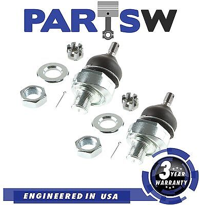 2 Pc New Suspension Kit for Acura & Honda Adjustable Ball Joints 3 Year Warranty