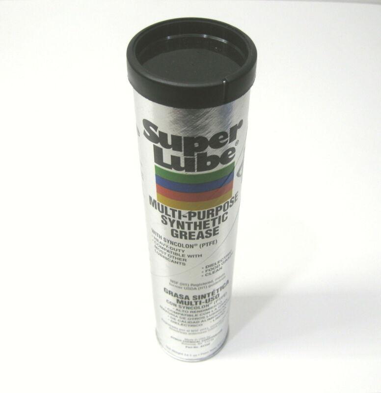 Super Lube Synthetic Grease (NLGI 1) 14.1 oz. (400 gram) Cartridge 41150