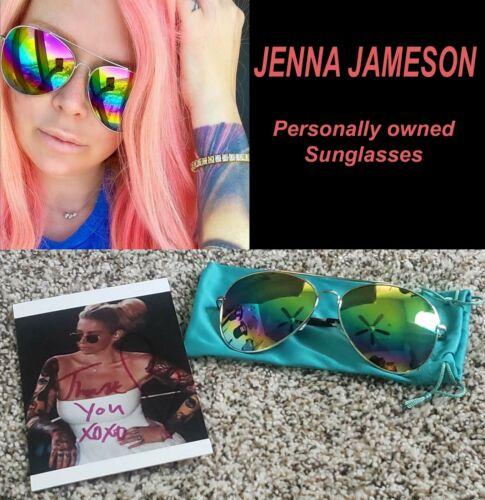 JENNA JAMESON: Personal pair of her sunglasses (Adult Film Star)