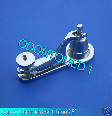 Gomco Circumcission Clamp 2.5 Urology Instruments