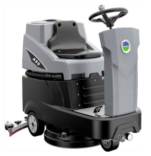 NEW Ride on Auto Floor Scrubber Machine 22