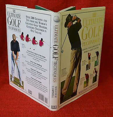 Ultimate Golf Techniques : Improve Your Game with the World's. Book about  Golf