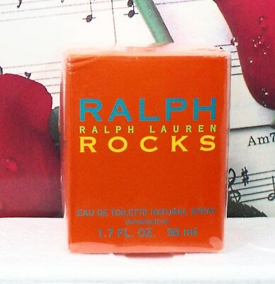 Ralph Lauren Rocks By Ralph Lauren EDT Spray 1.7 FL. OZ. NIB