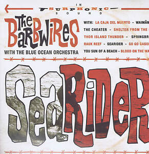 THE-BARBWIRES-SEARIDER-12-VINYL-LP-12-HOT-NEW-ROCKIN-SURF-INSTRUMENTALS