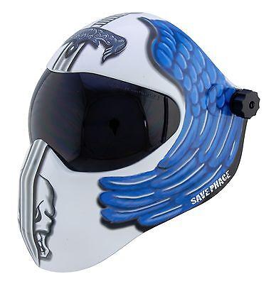 New Save Phace Efp-b Series Welding Helmet 10 Clear Lenses - Heavens Wrath