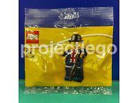 LEGO Store London Leicester Square 40308 Lester Minifigur Polybag Neu OVP