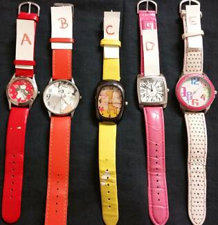 FUN WATCHES
