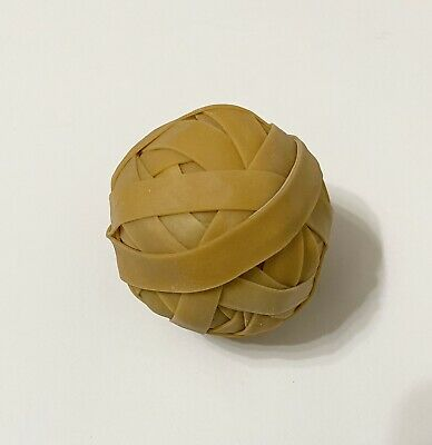 Homemade Handmade Rubber Band Ball Thick Rubber Bands